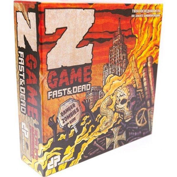 """Настольная игра """"Z-Game"""""""