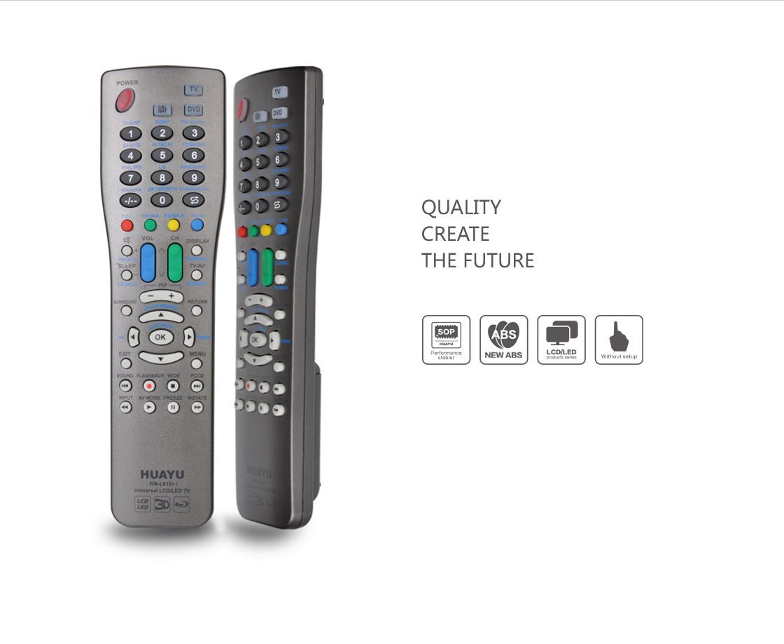Пульт  для всех LCD/LED TV универсальный RM-L815+