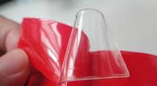 Акриловая двухсторонняя клеящая лента HPX HSA 32121 (универсальная) - (19мм*33м), фото 2