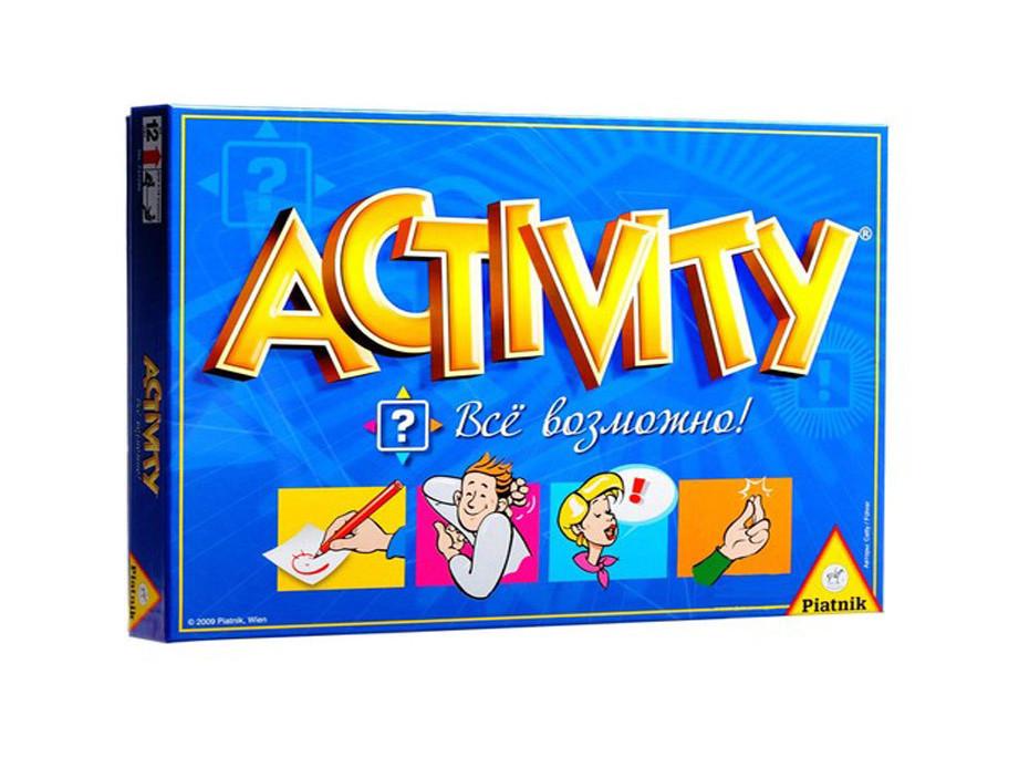 """Оригинальная игра """"Activity. Все возможно!"""""""