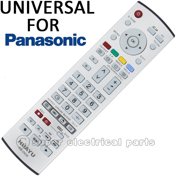 Пульт Panasonic RM-D630 Универсальный