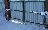 Распашные автоматические ворота, фото 2