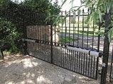 Распашные автоматические ворота, фото 4
