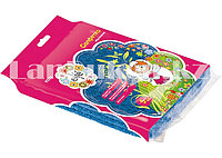 Салфетка для уборки абразивные, 133х133 мм 3 шт ELFE 92323 (002)