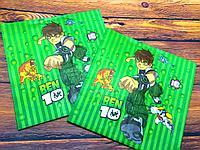 """Бумажные детские салфетки """"Ben 10"""""""