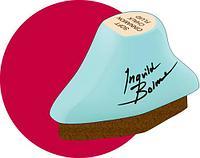 Чернильная подушечка с эффектом мелка Ingvild Bolme, цвет Raspberry pie
