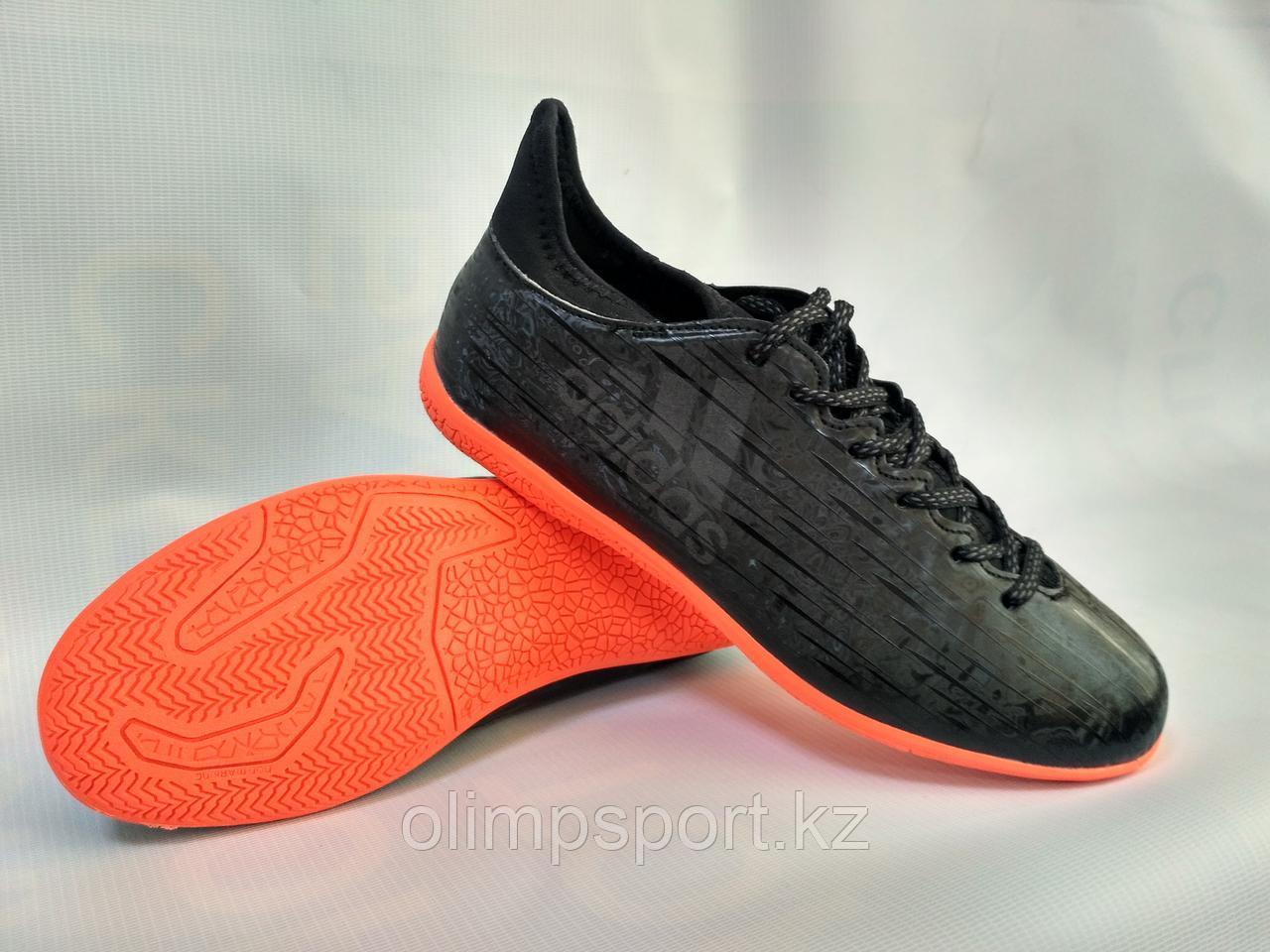 Футбольная обувь  X 16.3, черные
