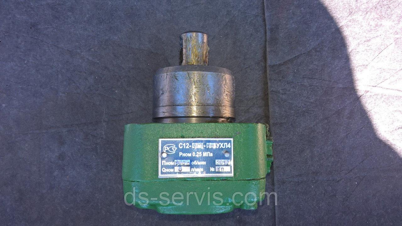 Насос пластинчатый С12-4М