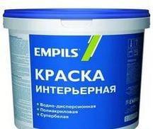 Краска итнерьерная латексная EMPILS 25 кг