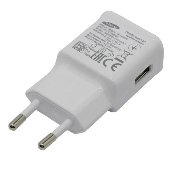 Зарядное устройство Samsung USB вилка