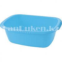 Таз прямоугольный пластмассовый 24л голубой ELFE 92992 (002)