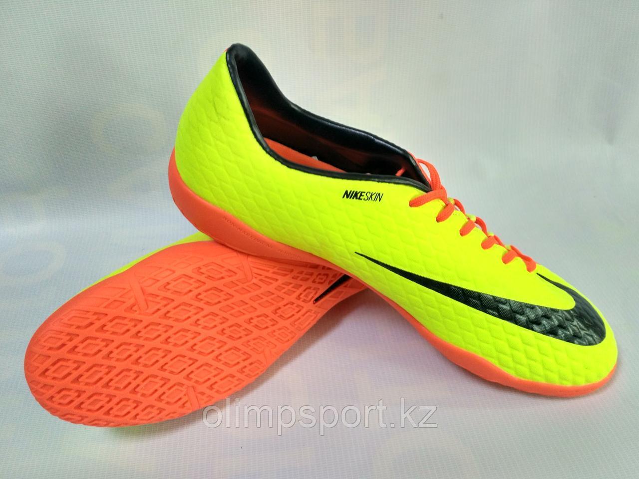 Обувь футбольная, футзалки Nike HypervenomX Phelon