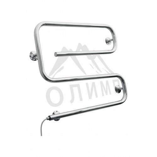 Полотенцесушитель электрический ОЛИМП ES-образный  600*600