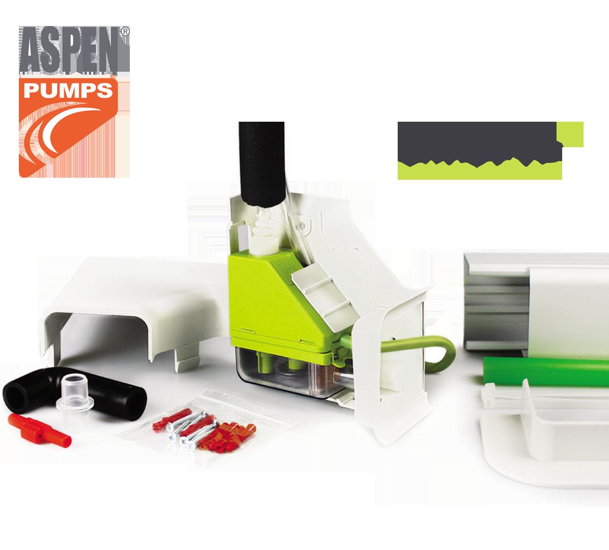 Дренажная помпа Aspen: Mini Lime Silent+