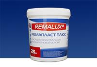 Водоэмульсионная фасадная краска REMALUX Ремапласт 25 кг