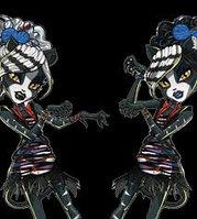 Новая коллекция Monster High Zombie Shake (Школа монстров Танцы Зомби)