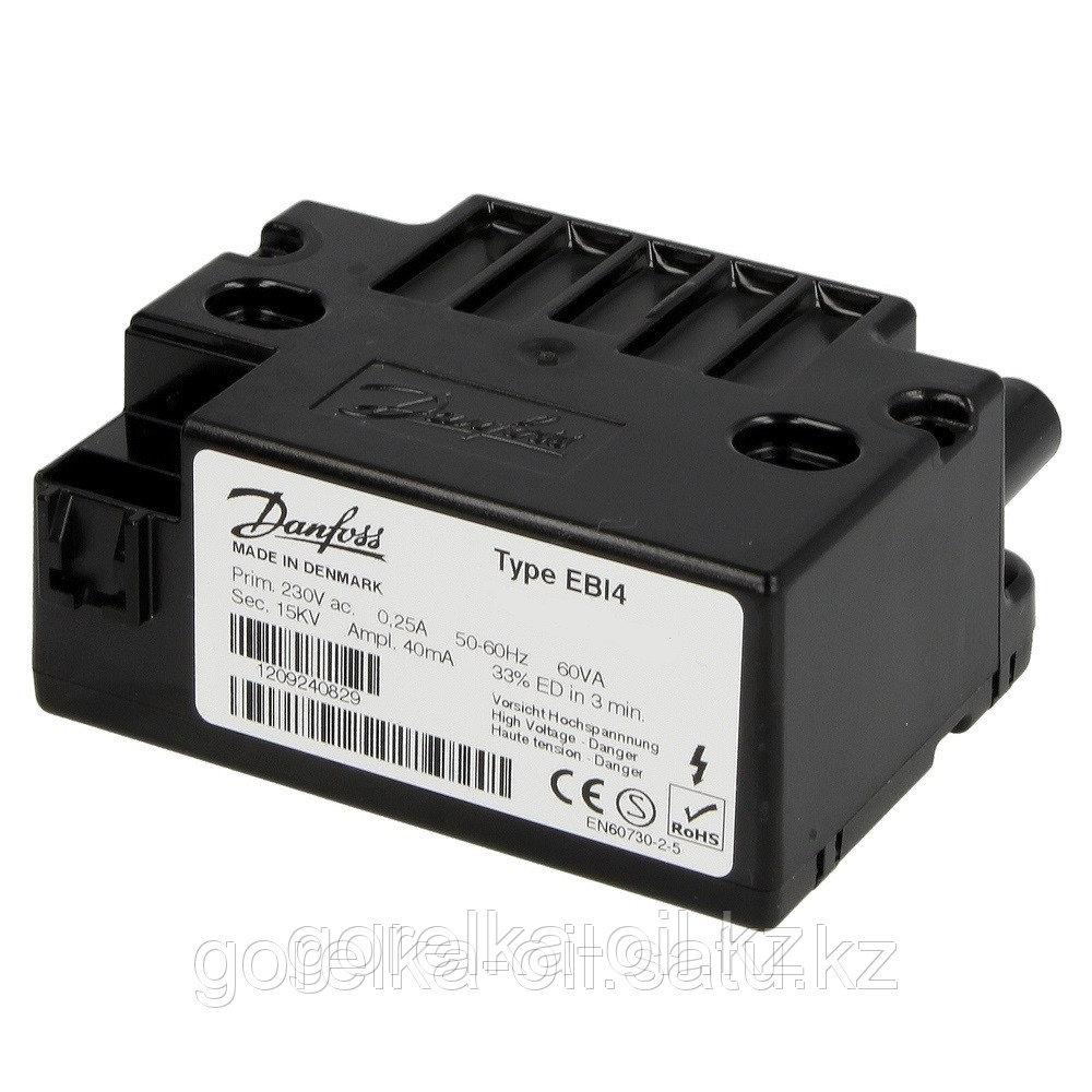 Трансформатор розжига (поджига) Danfoss EBI4 1P 052F4040