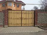 Ворота + калитка, фото 2