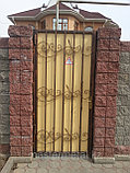 Ворота + калитка, фото 4
