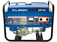Электростанция Lifan 8,5GF2-4 бензин