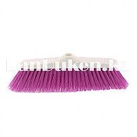 """Щетка для подметания пола """"CLASSIC"""" 27 см розовая без черенка ELFE 93543 (002)"""
