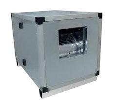 Канальные вентиляторы в шумоизолированном корпусе VORT QBK POWER