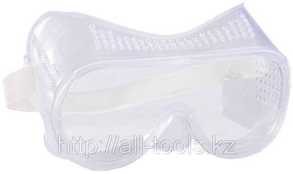 Очки STAYER «PROFI» защитные с прямой вентиляцией