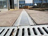 Канал водоотводный пластиковый длина-1000мм, ширин-146мм, высота-120мм STEELOT, фото 2