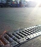 Канал водоотводный пластиковый длина-1000мм, ширин-146мм, высота-120мм STEELOT, фото 5