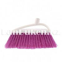 """Щетка для подметания пола """"LUX"""" 23 см розовая без черенка ELFE 93558 (002)"""