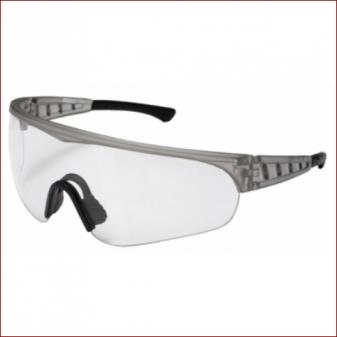 Очки STAYER защитные, поликарбонатные прозрачные линзы