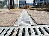 Канал водоотводный пластиковый длина-1000мм, ширин-380мм, высота-380мм, тел. Whats Upp. 87075705151, фото 2