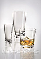 Стакан Jive 540мл виски 6шт. богемское стекло, Чехия 25229--540. Алматы