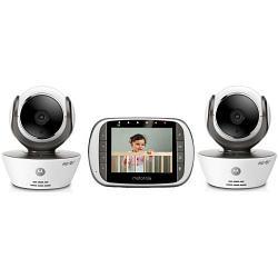 Видеоняня Motorola цифровая беспроводная MBP853 Connect-2