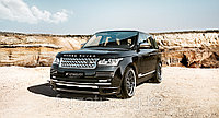 Обвес Hamann на Range Rover Vogue, фото 1