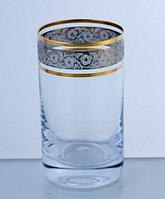 Стакан Barline 230мл вода 6шт. богемское стекло, Чехия 25089-43249-230. Алматы