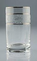 Стакан Barline 230мл вода 6шт. богемское стекло, Чехия 25089-437694-230. Алматы