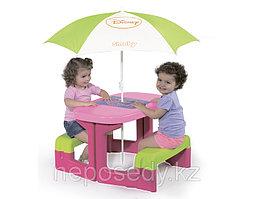Столик для пикника Minnie + зонтик