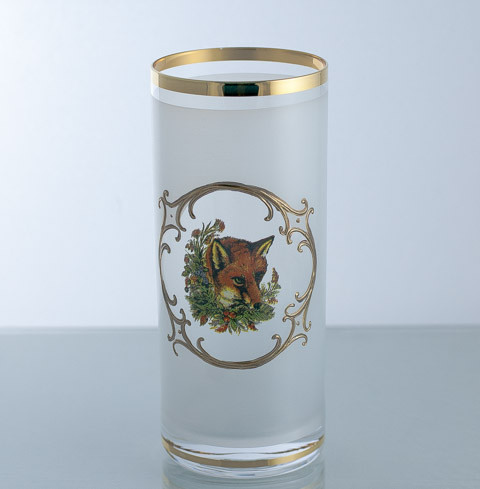 Стакан Barline 230мл вода 6шт. богемское стекло, Чехия 25089-ach.bil.fond-230zl. Алматы