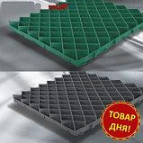 Газонная решетка  600х600х40 чёрная Whatsup 87075705151, фото 5