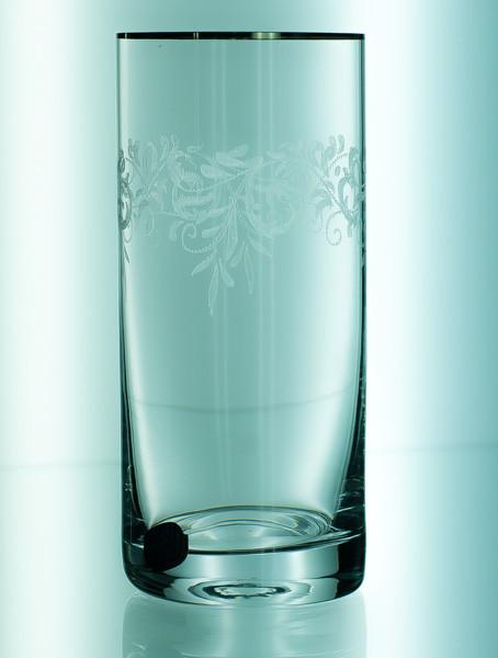 Стакан Barline 300мл вода 6шт. богемское стекло, Чехия 25089-436082-300. Алматы