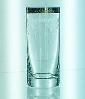 Стакан Barline 300мл вода 6шт. богемское стекло, Чехия 25089-437548-300. Алматы