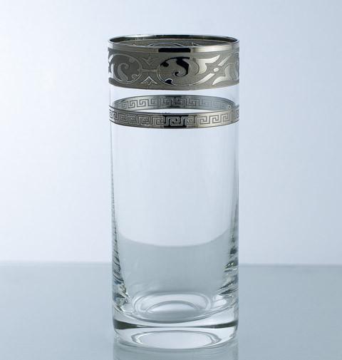 Стакан Barline 300мл вода 6шт. богемское стекло, Чехия 511/35/6 voda b.maha.pr.pl. Алматы