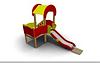 Детский Игровой комплекс для улицы Размеры 4315х2025х3200мм