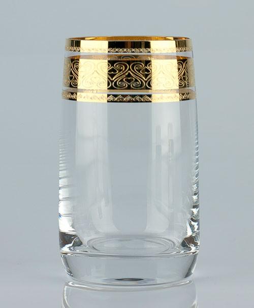 Стакан IDEAL вода 250мл  6шт. богемское стекло, Чехия 25015-432131-250. Алматы
