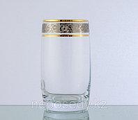 Стакан IDEAL вода 250мл  6шт. богемское стекло, Чехия 25015-43249-250. Алматы