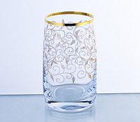 Стакан IDEAL вода 250мл  6шт. богемское стекло, Чехия 25015-435986-250. Алматы
