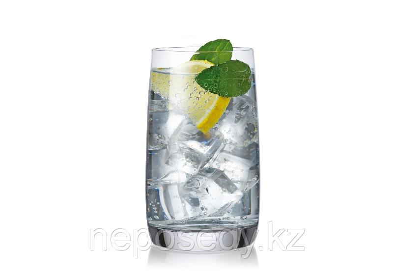 Стакан IDEAL вода 380мл  6шт. богемское стекло, Чехия 25015--380. Алматы