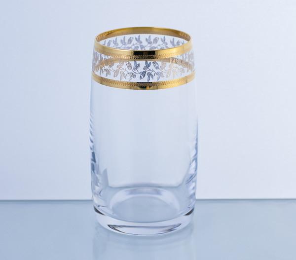 Стакан IDEAL вода 380мл  6шт. богемское стекло, Чехия 25015-43081-380. Алматы