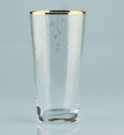 Стакан Jive 400мл вода 6шт. богемское стекло, Чехия 25229-Q7917-400. Алматы
